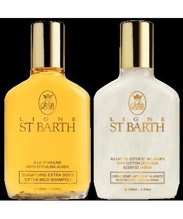 Дуэт Красивые волосы St. Barth