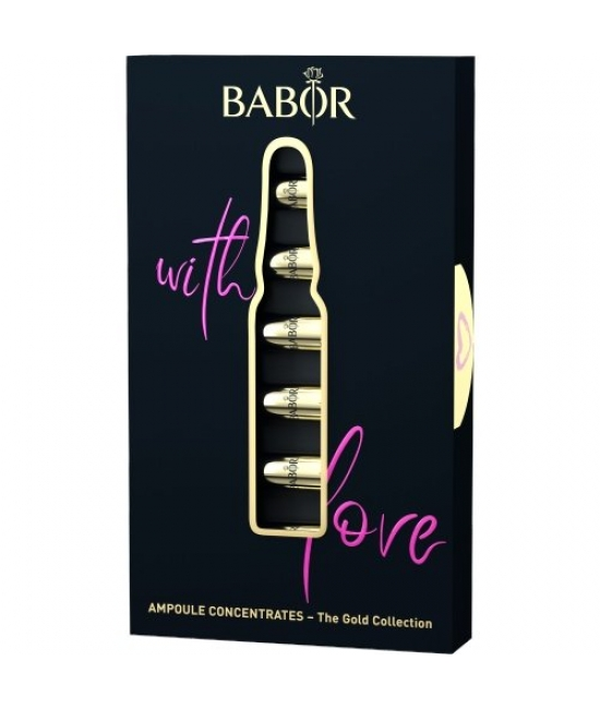Набор ампул With Love Gold Collection Babor