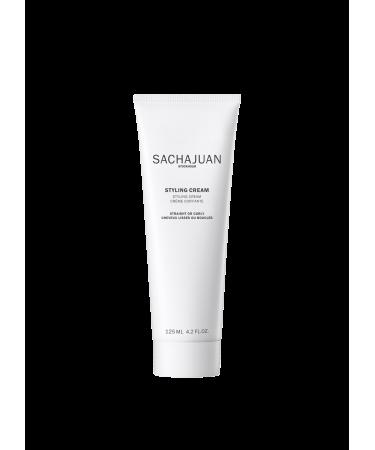 Крем для укладки с эффектом шёлка и термозащиты Sachajuan Styling Cream
