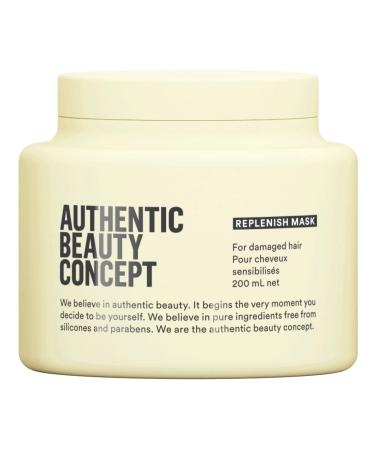 Маска восстанавливающая для поврежденных волос Replenish Authentic Beauty Concept