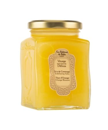 Гоммаж солевой Апельсиновые цветы LA SULTANE DE SABA