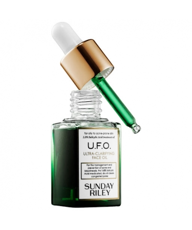 Масло U.F.O. Ultra Clarifying Acne Treatment Face Oil Sunday Riley