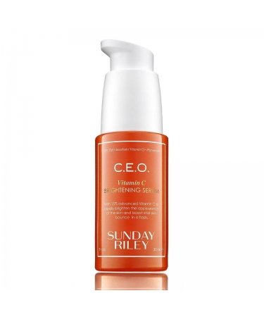 Сыворотка C.E.O. 15% Vitamin C Brightening Serum Sunday Riley