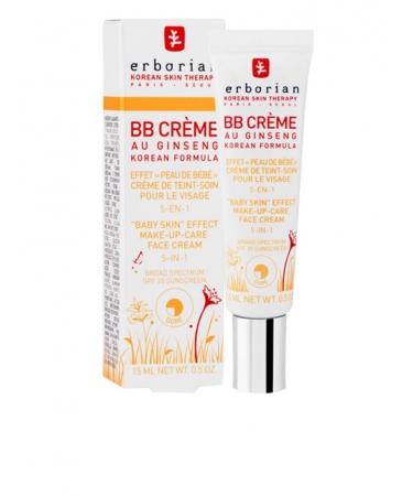 ВВ-крем Erborian Dore для загорелой кожи
