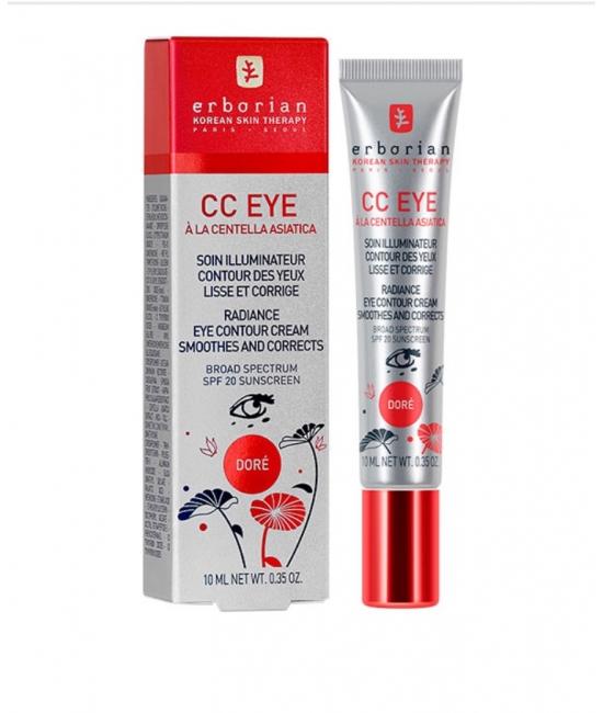 СС-крем для кожи вокруг глаз темный (Dore) Erborian