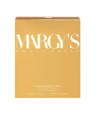 Маска-лифтинг для лица с коллагеном Margy's  Face Lift Collagen Mask