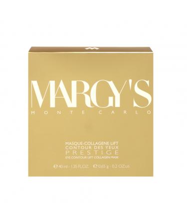 Патчи для глаз Коллаген Margy's Eye Contour Lift Collagen Mask