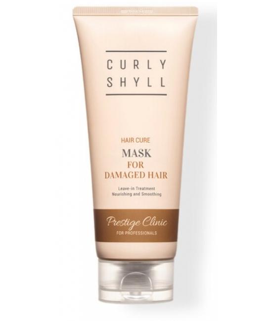 Маска для сильно поврежденных волос Curly Shyll Hair Mask For Damaged Hair