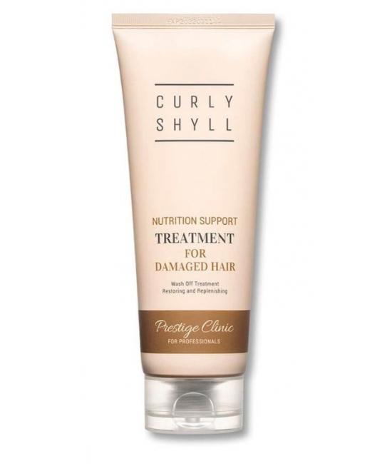 Восстанавливающий бальзам для поврежденных волос Curly Shyll Nutrition Support Treatment