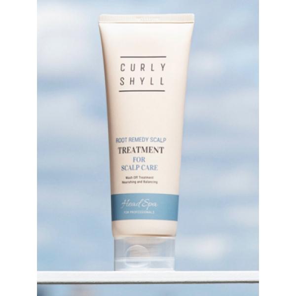 Бальзам для кожи головы Curly Shyll Treatment For Scalp Care