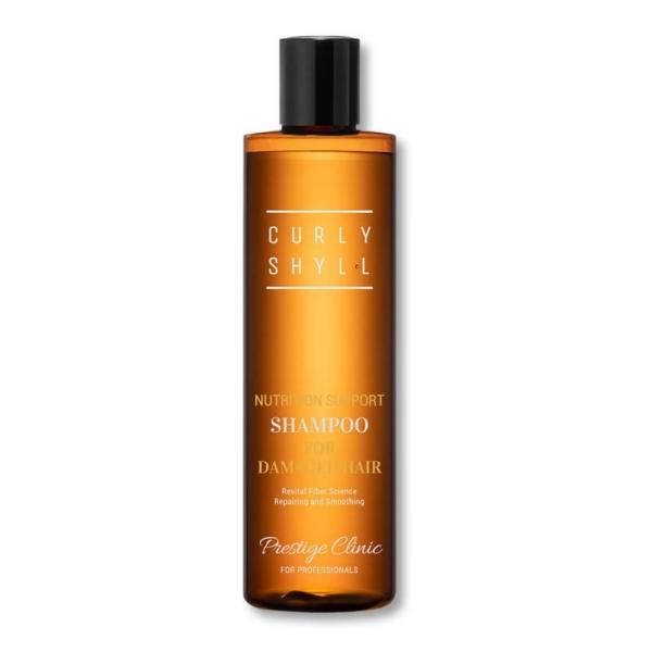 Восстанавливающий шампунь Curly Shyll Nutrition Support Shampoo
