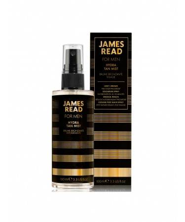 Спрей-автозагар для лица и тела (для мужчин) HYDRA TAN MIST FACE (FOR MEN) James Read