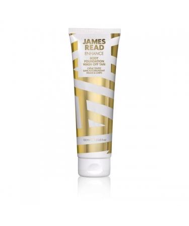 Смываемый автозагар для лица и тела BODY FOUNDATION WASH OFF TAN FACE & BODY James Read