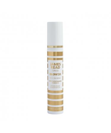 Экспресс сыворотка для лица автозагар James Read Express Glow 20 Facial Tan Serum