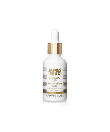 Капли-концентрат для лица JAMES READ - H2O TAN DROPS