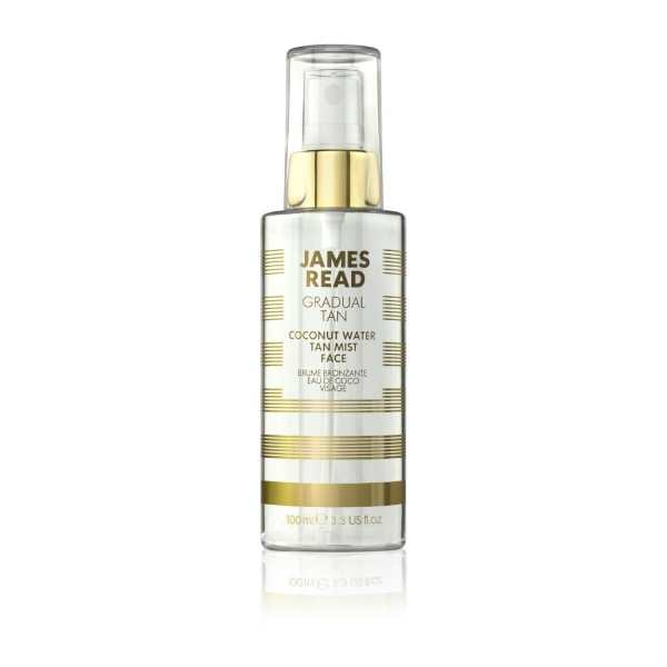 Кокосовый cпрей-мист для лица James Read Coconut Water Tan Mist