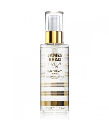 Спрей-мист для лица James Read - H2O tan mist face