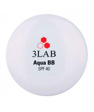 Компактный крем-кушон 3LAB ВВ AQUA SPF40