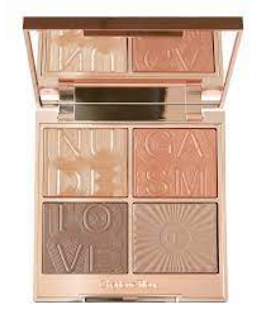 Тональная основа AIRBRUSH FLAWLESS FOUNDATION Charlotte Tilbury