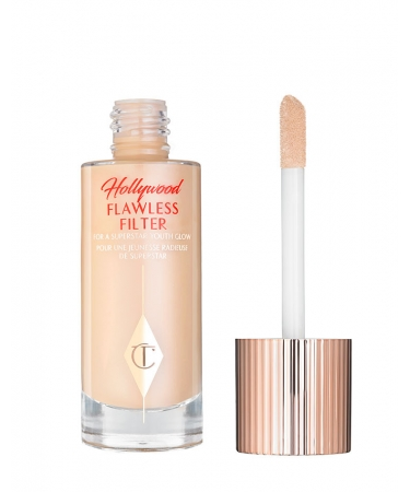 Тональная основа  HOLLYWOOD FLAWLESS FILTER Charlotte Tilbury