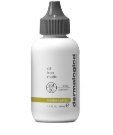Матирующий увлажнитель SPF30 - Oil Free Matte Block SPF30 Dermalogica