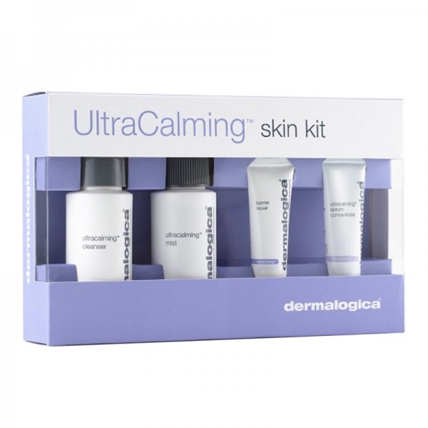 Набор для чувствительной кожи Ultracalming Treatment Kit (with ultracalming mist) Dermalogica