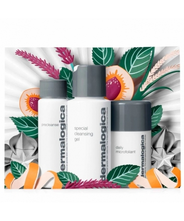 Набор Dermalogica Cleanse + Glow To Go