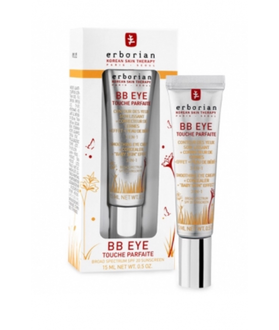 ВВ-крем корректирующий для кожи вокруг глаз Erborian