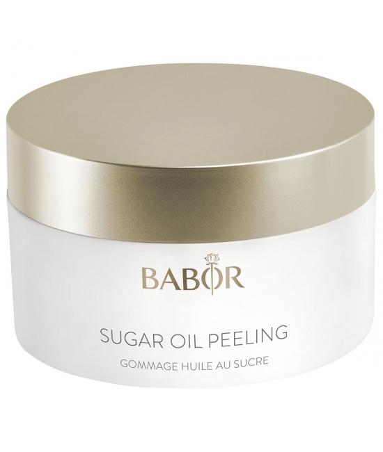 Сахарный пилинг Babor с маслом аргана
