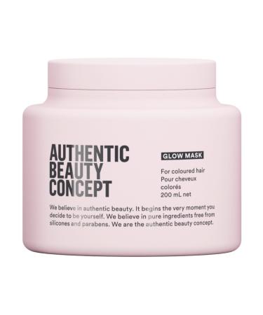 Маска для блеска волос Glow Authentic Beauty Concept