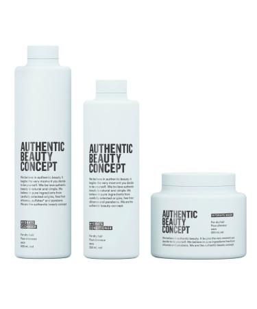Увлажняющий комплекс для сухих волос Hydrate Authentic Beauty Concept