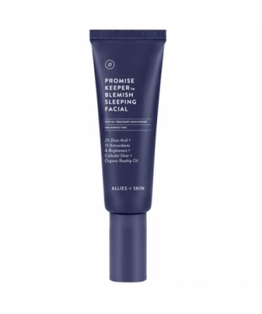 Ночная маска для лица Allies of Skin Promise Keeper Blemish Sleeping Facial