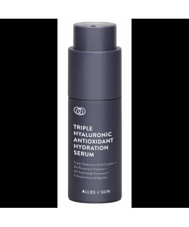 Дневная сыворотка Allies Of Skin Multi Hyaluronic Antioxidant Hydration Serum