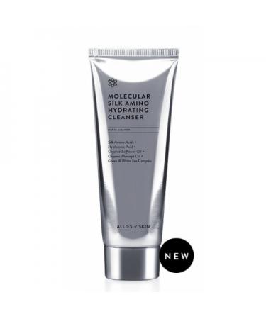 Очищающее средство Allies Of Skin Molecular Silk Amino Hydrating Cleanser