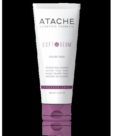 9 Успокаивающая анти-стресс маска Atache Soft Derm Healing Mask