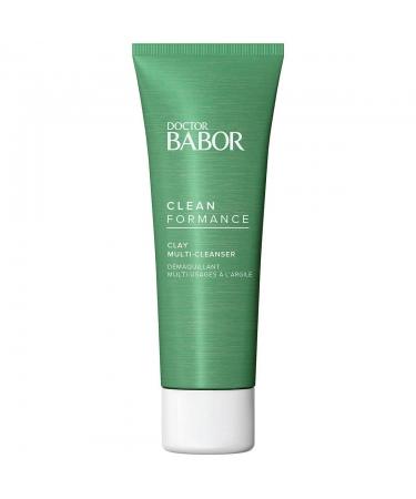 2 Крaем-маска для умывания с глиной Babor Cleanformance