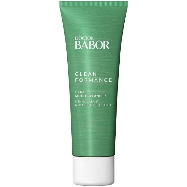 Крем-маска для умывания с глиной Babor Cleanformance