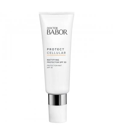 2 Защитный крем с матирующим эффектом SPF 30 Babor Protect Cellular