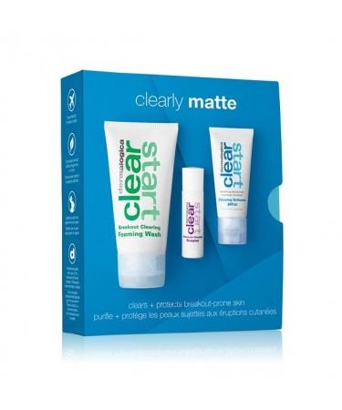 Набор продуктов от высыпаний Dermalogica Clearly Matte Kit