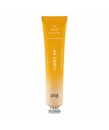 Освежающая маска с витамином C и E PSA Light up