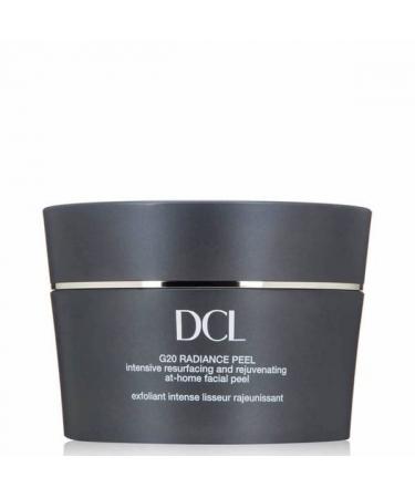 Домашний пилинг с гликолевой кислотой 20% DCL G20 Radiance Peel