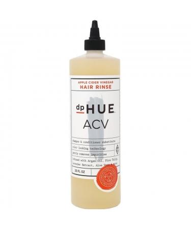 Ополаскиватель для волос с яблочным уксусом Apple Cider Vinegar Hair Rinse dpHUE