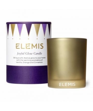 Свеча Праздничное Сияние Elemis Joyful Glow Candle