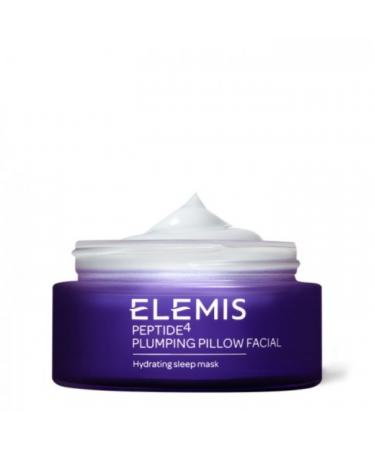 Охлаждающая ночная крем-маска ELEMIS Peptide4 Plumping Pillow Facial
