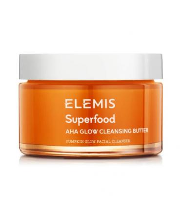 Масляный очиститель для сияния кожи Elemis Superfood AHA Glow Cleansing Butter