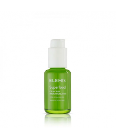 Сочный гель-увлажнитель для лица Elemis Superfood Cica Calm Hydration Juice