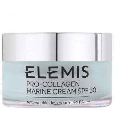Крем для лица Морские водоросли Про-Коллаген СПФ 30 Elemis Pro-Collagen Marine Cream SPF 30