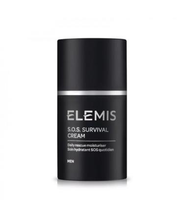Увлажняющий мужской крем для лица Elemis Men S.O.S. Survival Cream