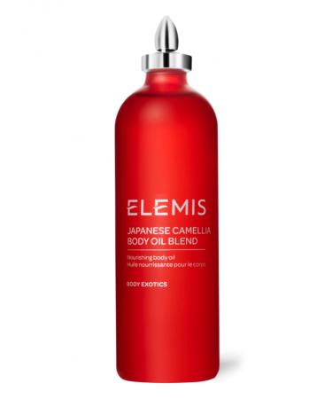 Регенерирующее масло для тела Elemis Japanese Camellia Body Oil Blend