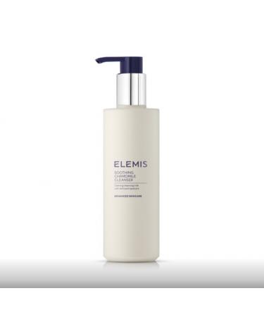 Очищающее молочко для чувствительной кожи Elemis Ромашка Soothing Chamomile Cleanser